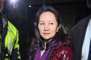 Trung Quốc chỉ trích Mỹ 'ứng xử chèn ép' khi đòi dẫn độ bà Mạnh Vãn Chu