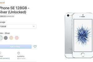 iPhone SE xả kho giá siêu 'sốc', hết sạch sẽ chỉ sau 24h lên kệ