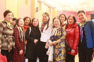TƯ Hội LHPN Việt Nam gặp mặt cán bộ hưu trí nhân dịp Tết Kỷ Hợi