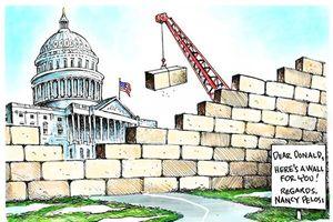Bức tường an ninh hay chia rẽ?
