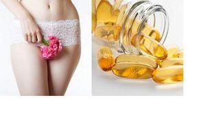 Cách massage vùng kín bằng Vitamin E để có 'cô bé' đẹp xuất sắc