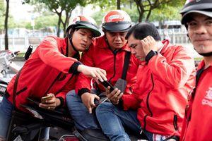 Go-Viet tăng mức chiết khấu, lái xe bất mãn