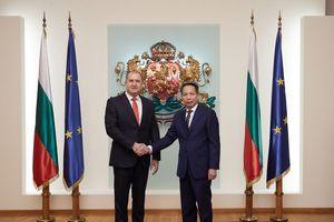 Thúc đẩy quan hệ hợp tác Việt Nam và Bulgaria