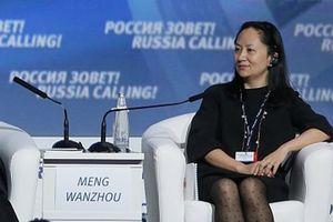 Huawei nóng lòng muốn chấm dứt vụ Meng Wanzhou bị bắt