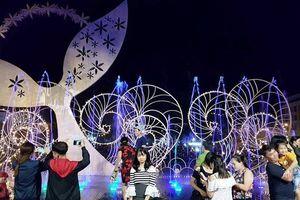 Phố đi bộ - điểm nhấn mới của Thành phố Ninh Bình