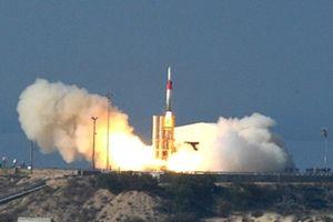 Israel ra mắt siêu tên lửa đánh chặn tốt nhất Trung Đông giữa lúc căng thẳng