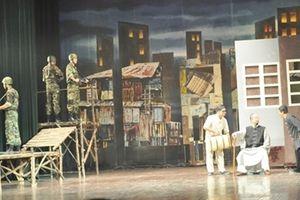 Khởi động Liên hoan sân khấu về hình tượng người chiến sĩ Công an