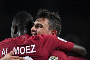 Qatar 1-0 Iraq: Siêu phẩm đá phạt định đoạt trận đấu