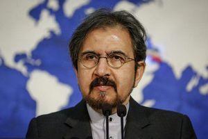 Iran triệu đại sứ Thụy Sỹ để phản đối việc Mỹ bắt giữ một nhà báo Iran