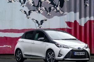 Toyota Yaris 2019 tại Anh với mẫu Y20 và GR Sport mới
