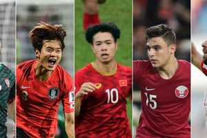 Bàn thắng đẹp nhất vòng 16 đội Asian Cup 2019: Công Phượng được đề cử
