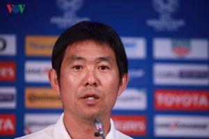 HLV Hajime Moriyasu: 'Mục tiêu của ĐT Nhật Bản là vô địch Asian Cup 2019'