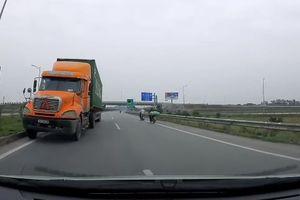 Container đi ngược chiều kiểu giết người trên cao tốc Hà Nội - Bắc Giang: Cơ quan chức năng vào cuộc