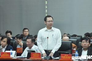 Muốn thu hồi các dự án liên quan đến Vũ 'nhôm', Đà Nẵng phải xin ý kiến Bộ Công an
