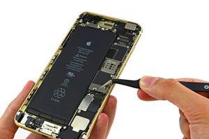 Thay pin iPhone 6 có giúp máy hoạt động mượt hơn?