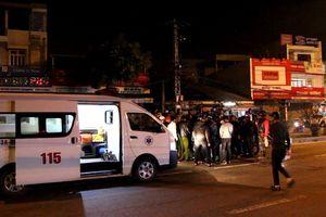 Đà Nẵng: 2 xe máy va chạm trong đêm, 1 người tử vong