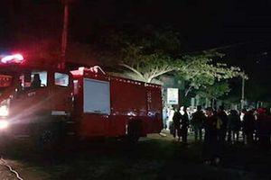 Hà Tĩnh: Ba ngôi nhà bị thiêu rụi trong đêm