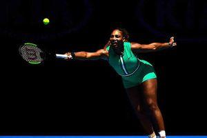 Dẫn 5-1, Serena 'đứng hình' thua ngược 5-7 và bị loại