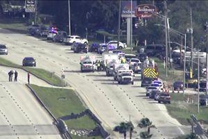 5 người thiệt mạng trong vụ xả súng tại ngân hàng ở Mỹ