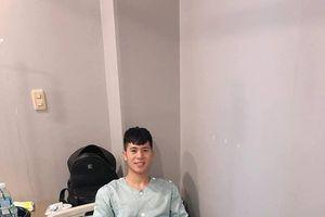Đình Trọng được đại sứ Việt Nam tại Hàn Quốc chăm sóc tận tình