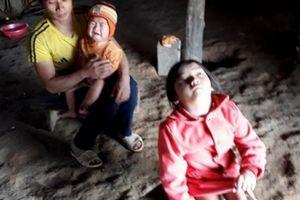 Điện Biên: Cô giáo mong học sinh được 'lì xì' xe lăn ngày cận Tết