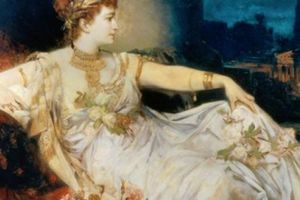 Hoàng hậu La Mã chê chồng, đến đêm rời hoàng cung đi tiếp khách làng chơi