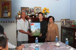 Chủ tịch Quốc hội Nguyễn Thị Kim Ngân thăm, làm việc tại tỉnh Hậu Giang
