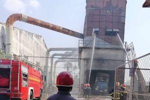 Cháy ở TP Thủ Dầu Một, 4 người thương vong