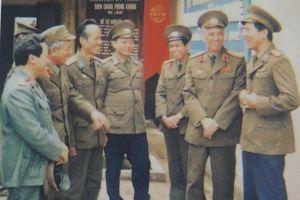 Vị tướng hết lòng với công việc, gắn bó với bộ đội và nhân dân