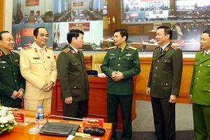 Tăng cường hiệp đồng, phối hợp giữa lực lượng Quân đội và Công an