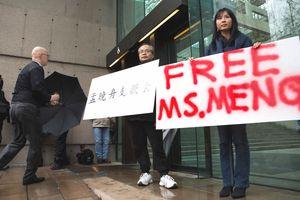 Mỹ Quyết tâm dẫn độ 'Công chúa' Huawei