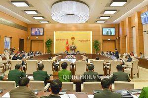 Điều động, bổ nhiệm, miễn nhiệm, phê chuẩn nhân sự một số cơ quan của Quốc hội