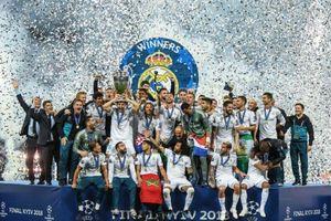 Qua mặt Man United, Real Madrid trở thành CLB giàu nhất thế giới