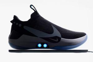 Kinh ngạc giày thể thao thông minh tự động buộc dây