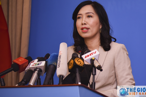 Việt Nam mong muốn Venezuela hòa bình, ổn định