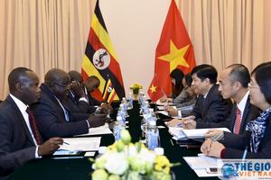 Việt Nam - Uganda: thúc đẩy hợp tác song phương