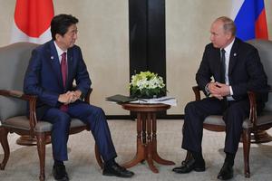 Nga - Nhật và 'rào cản' 70 năm