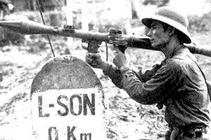 Mãi mãi khắc ghi sự hy sinh của các chiến sĩ chiến đấu bảo vệ biên giới phía bắc