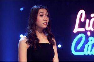 Người đẹp 'Hoa hậu Biển Việt Nam toàn cầu' tìm người yêu trên sóng truyền hình