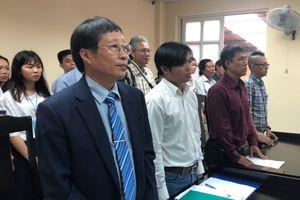 Căng thẳng tại phiên tòa giải quyết tranh chấp bản quyền 'Thần đồng đất Việt'
