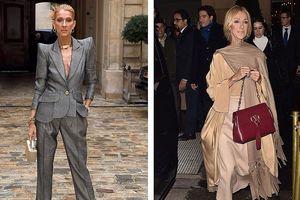 Diva Celine Dion gây sốc với diện mạo già nua như bà lão 80 tuổi