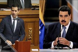 Venezuela có tới 2 tổng thống, 2 quốc hội