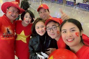 Sao Việt mang quà đặc biệt sang Dubai cổ vũ đội tuyển Việt Nam đá tứ kết Asian Cup 2019