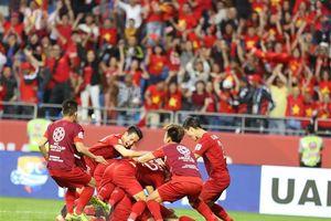 'Chúng tôi hy vọng giành chiến thắng để viết tiếp lịch sử cho bóng đá Việt Nam'