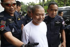 Thái Lan: 'Sư hổ mang' phải đối mặt với bao nhiêu năm tù?