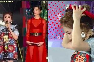 Chủ nhân bài 'Người lạ ơi' tiết lộ vì cái nháy mắt của nam ca sĩ Hàn Quốc khiến cô té ngã tại lễ trao giải MAMA