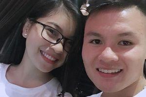 Trước nghi vấn chia tay, bạn gái bất ngờ làm hành động lạ với Quang Hải