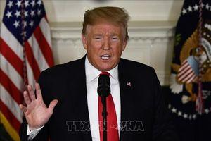 Tổng thống Mỹ: Đàm phán thương mại với Trung Quốc diễn ra tốt đẹp