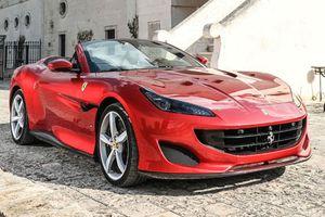 Chi tiết siêu xe mui trần, giá gần 5 tỷ của Ferrari