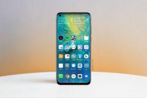 Huawei Nova 4 – Smartphone tương lai 'đục lỗ' màn hình có gì hấp dẫn?